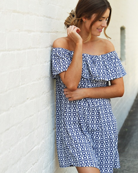 Hibiscus dress blue (19)