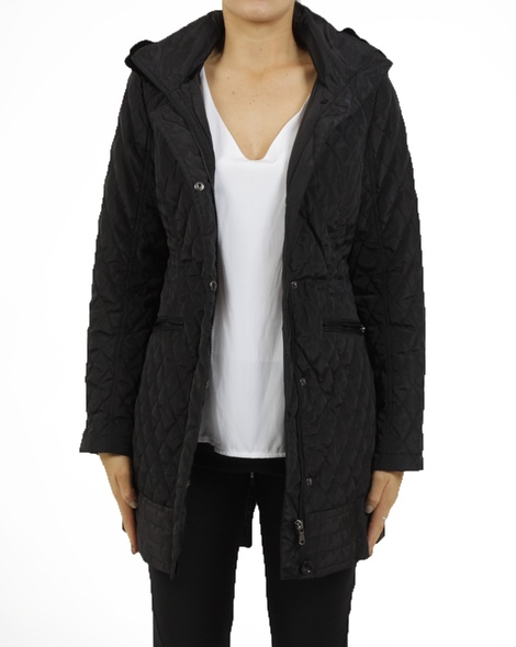 Quilted parka A