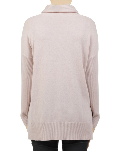 winter weekend sweater pink B