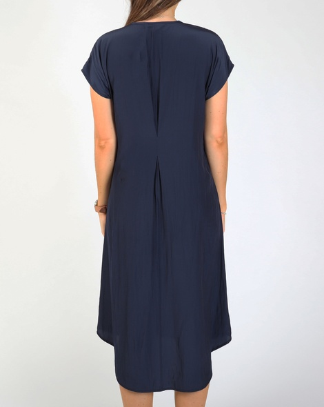 Callie dress navy B