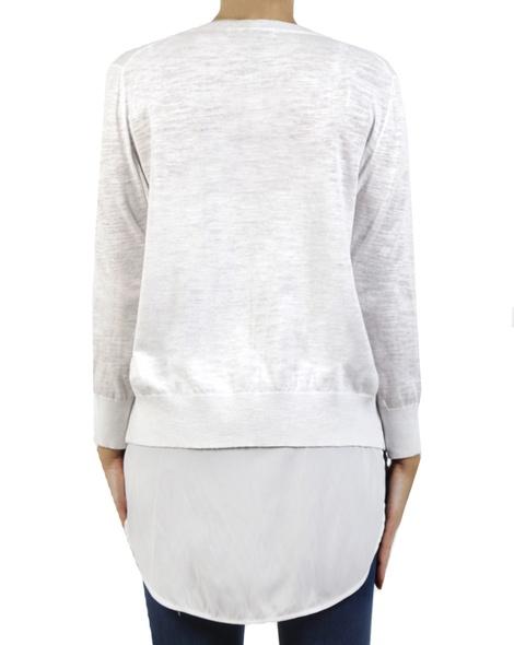 Sumer cardigan white B