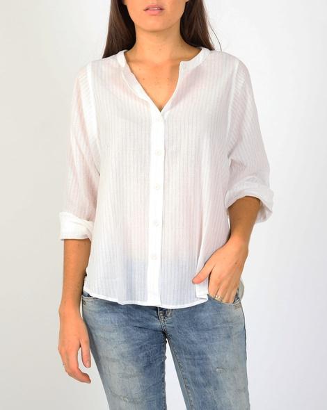 lurex bianca shirt A