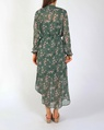 Audrina dress green B