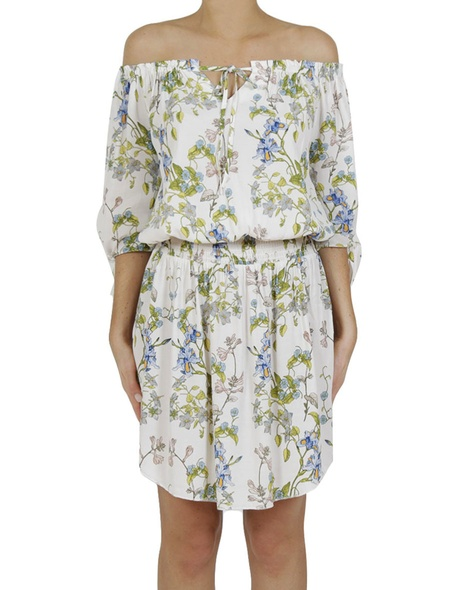 Floral Milly dress A copy