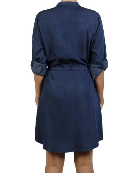Roxy shirt dress denim B copy