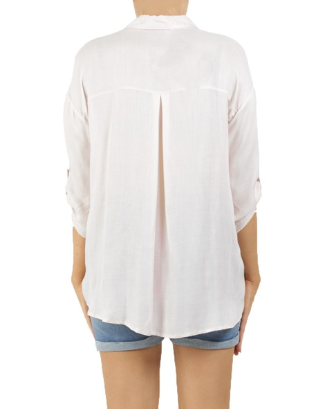 Kansas shirt blush B