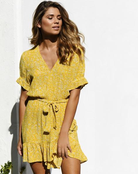 TARA DRESS campaign for PI
