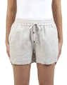 Tully linen short stone front copy