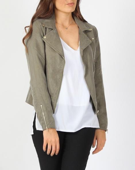 Melissa jacket khaki A