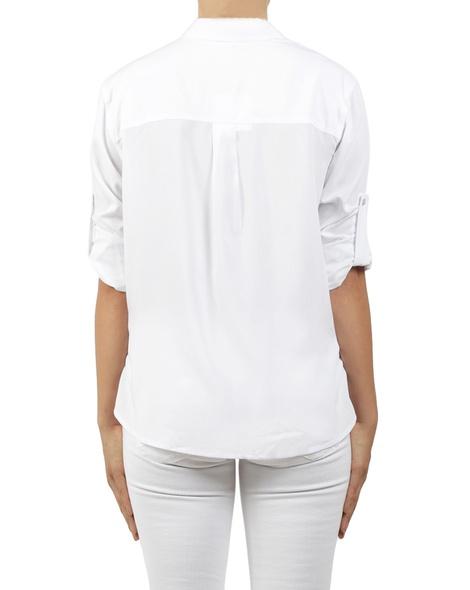 holden shirt white B