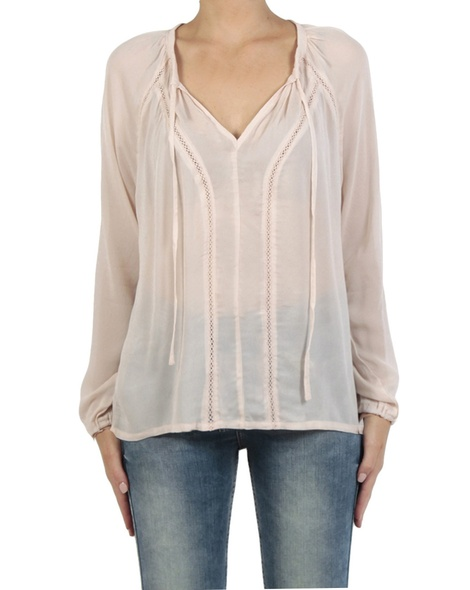 Ariel top pearl front