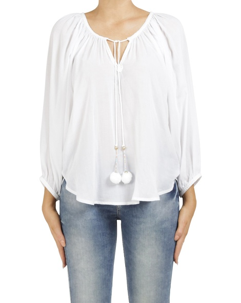 mandalay top white A