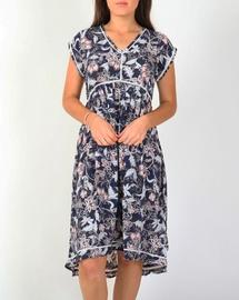 Tapestry Floral Dress
