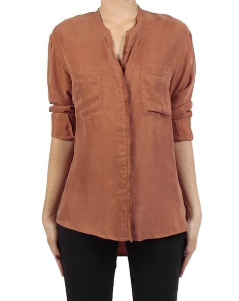 Monaco shirt rust front sleeves copy