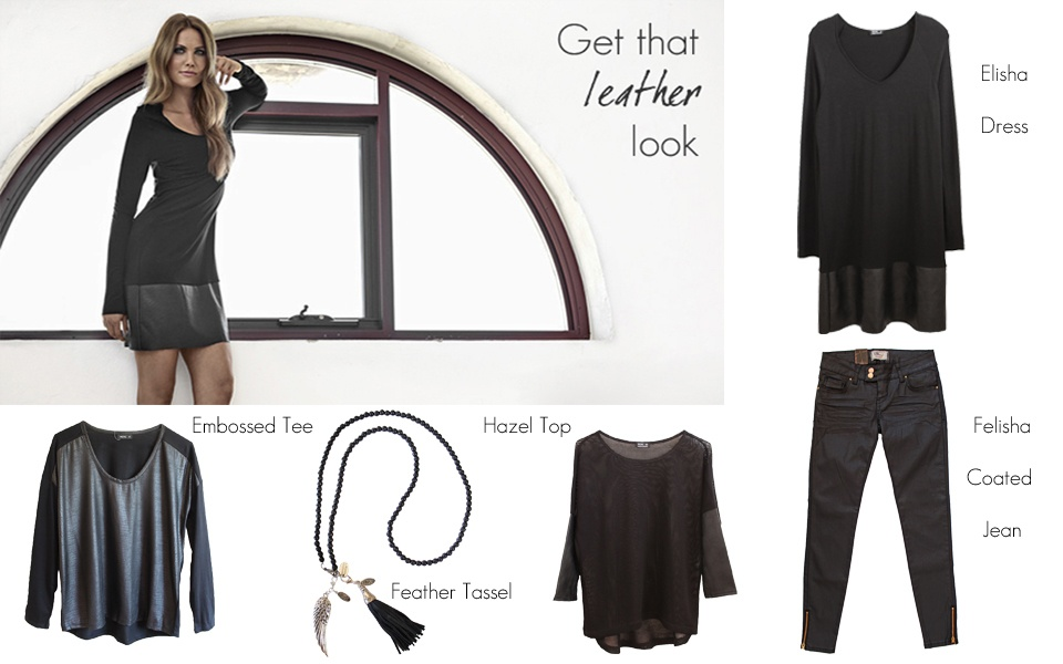 Leather Look - Style