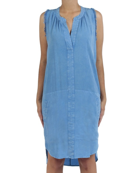 Jarlo dress blue front copy
