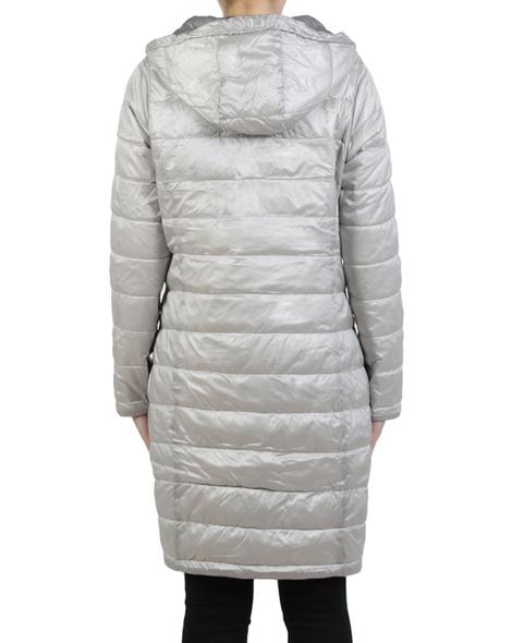 Galaxy puffer jacket grey silver back R copy