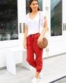 Thea jogger red marchella top white (50)