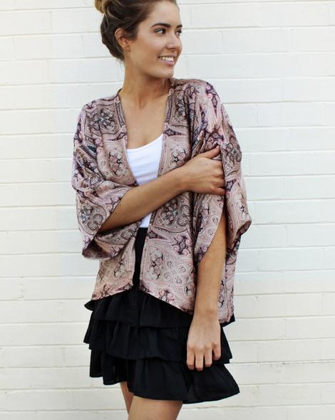 Posie Skirt + Paisley Kimono (38)