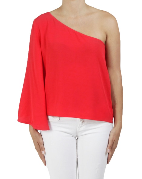 Althea top red A