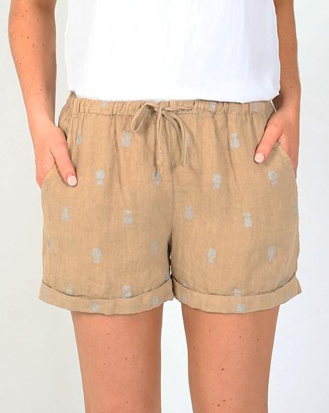 Pina colada shorts A
