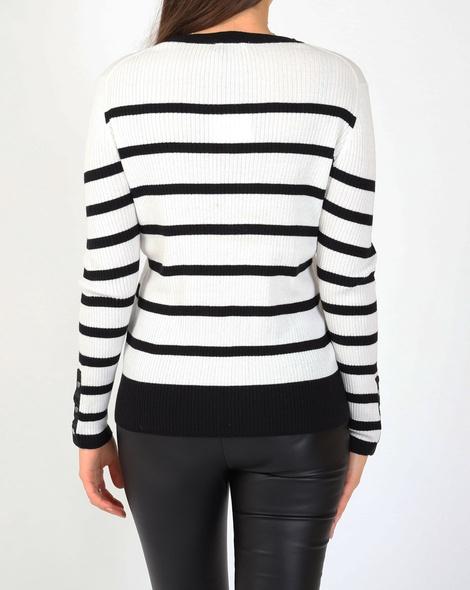 Cobie stripe jumper B