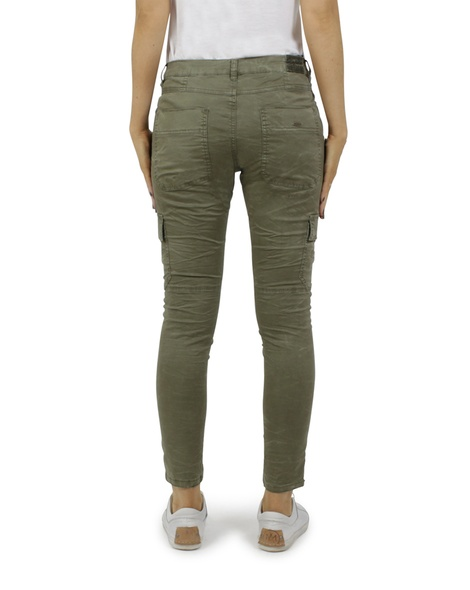 Chicargo jeans olive B