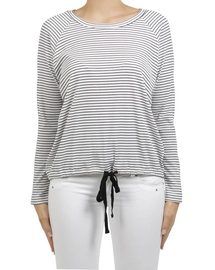 Stripey Bridget Top