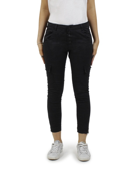 Chicargo jeans blk A