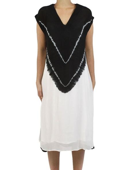 Venetia Dress black A