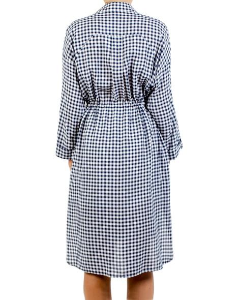 Gingham Hannah Dress C
