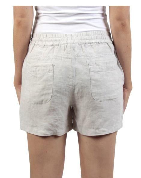 Tully linen short stone back copy
