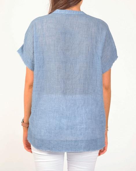 Olinda top blue B