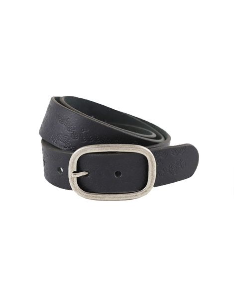 Lexington belt blk