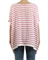 Stripey ziggy top red back copy