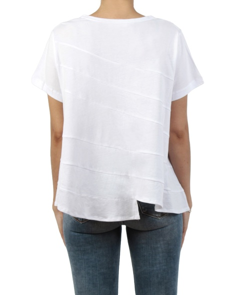 Stirred Tee white back