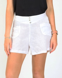 Toledo Linen Short