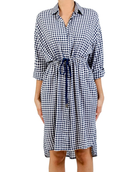 Gingham Hannah Dress A