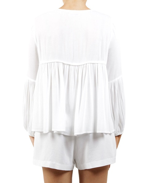 Sully Top White B