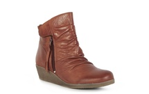 ENSONI - Wedge Ankle Boot