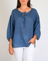 Jericho top blue A