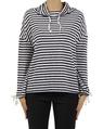 Stripey jacob sweater A