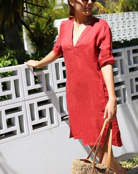 Brielle dress red (15)