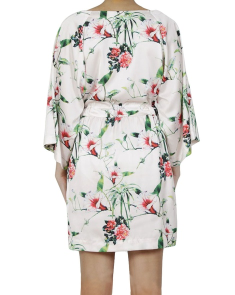 Floral lotus dress B copy