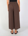 Jamy pant navy and tobacco B