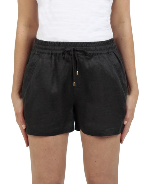 Tully linen short back front copy