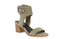 BEV - Black Heel Sandal