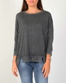 boyfriend sweater grey A