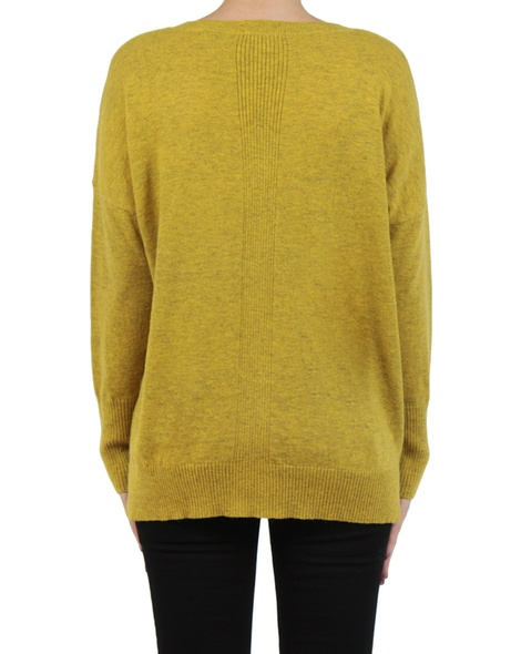 Jessica jumper mustard back copy