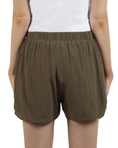 Jeanne short khaki  back copy